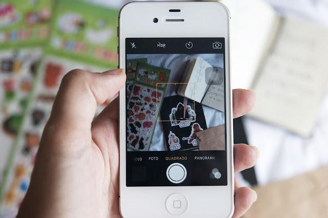 Aplicativos pra clerear foto - Leite com biscoitos blog
