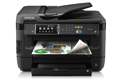 Drivers together with Utilities Combo Package for Windows  Download Epson WorkForce WF-7620 Drivers