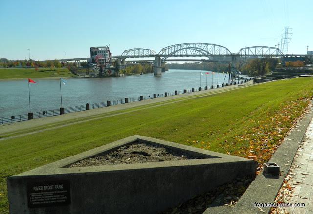Riverfront Park, Nashville