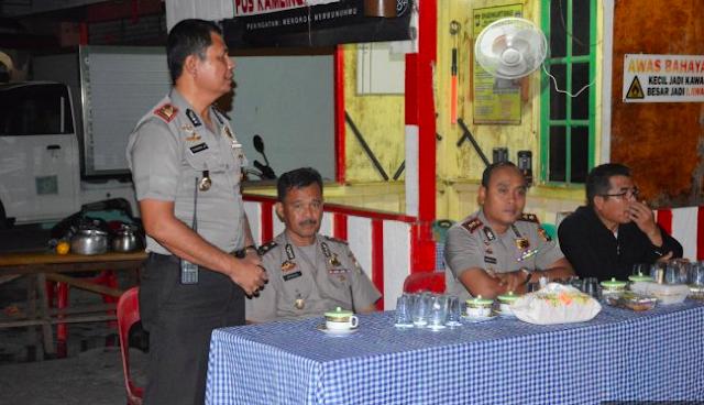Kapolres Tanjungpinang Ramah Tamah dengan Ketua RT-RW