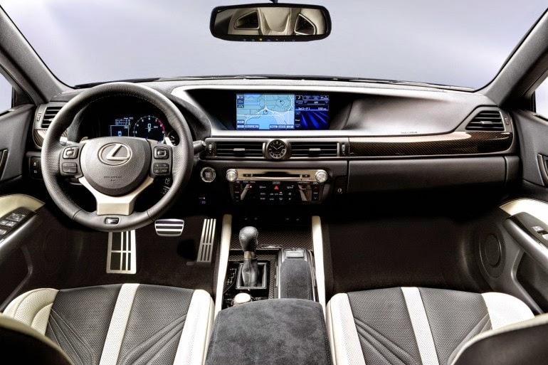 новый Lexus GS