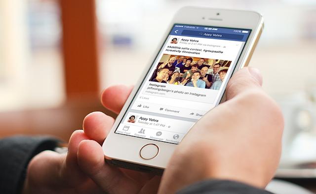كيفية رفع الصور ومقاطع الفيديو بدقة عالية على فيسبوك