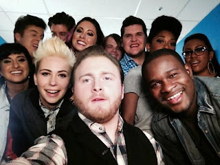 American Idol 2014 Top 11 finalists