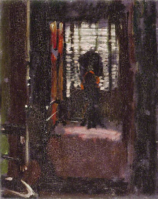 La habitación de Jack el Destripador (Jack the Ripper's Bedroom)Sickert