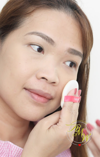 a photo of Cathy Doll Magic Gluta Pact Review