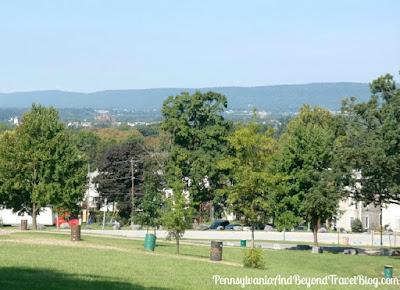 Reservoir Park in Harrisburg Pennsylvania