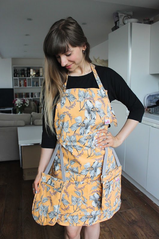 Lobster Homeware Apron Review