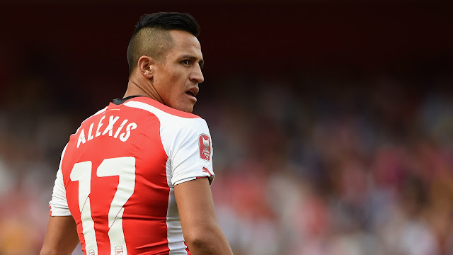 Alexis Sanchez Terlalu Tua dan Mahal Bagi Bayern