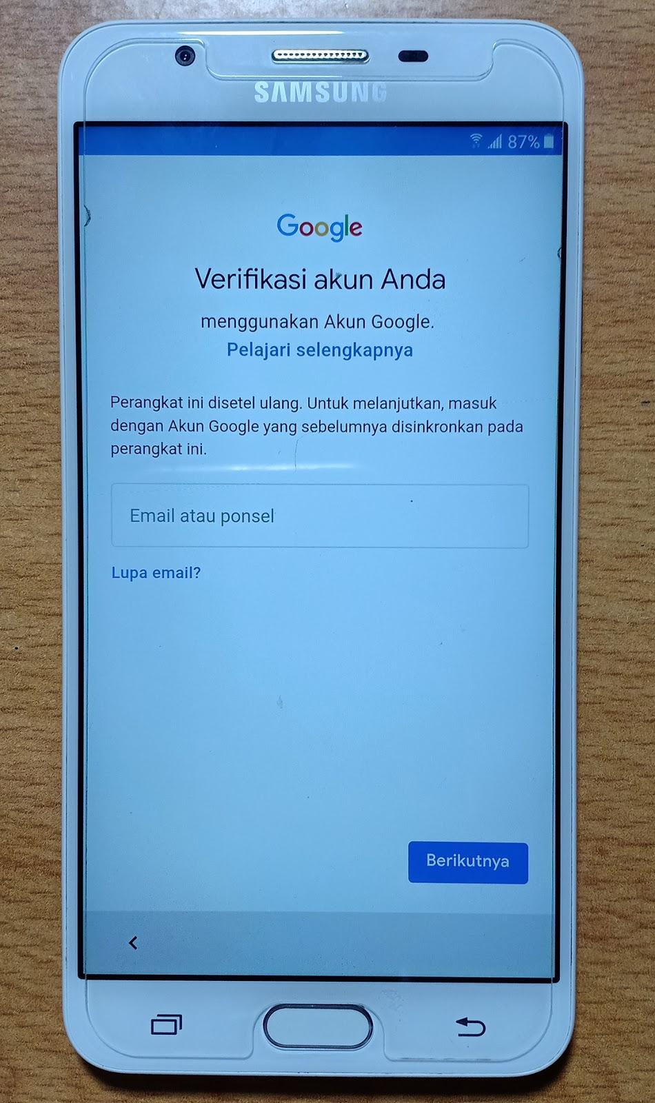 ByPass FRP Samsung Terbaru