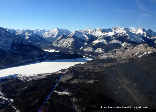 helicopter ride over the Rocky Mountains, things to do in Alberta