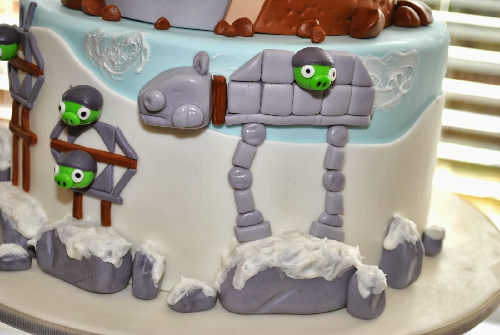 Uj Cake Star Wars