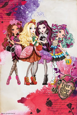 Ever After High IN Romana Dublat Desene Animate Episodul 1