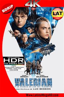 Valerian y La Ciudad de Los Mil Planetas (2017) Latino Ultra HD BDRIP 2160P - 2017