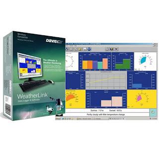 WeatherLink Davis 510SER , Windows, Serial Port