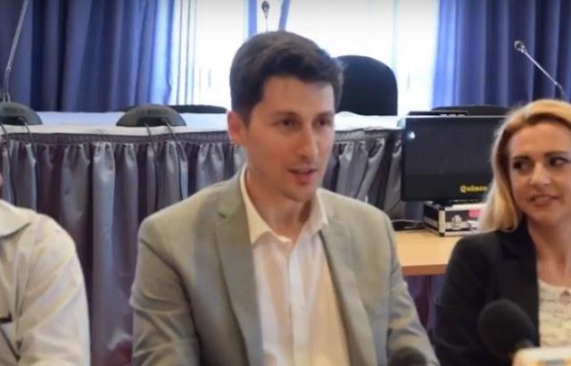 Π. Χρηστίδης: Το κίνημα Αλλαγής θα κινηθεί αυτόνομα στις αυτοδιοικητικές εκλογές (βίντεο)