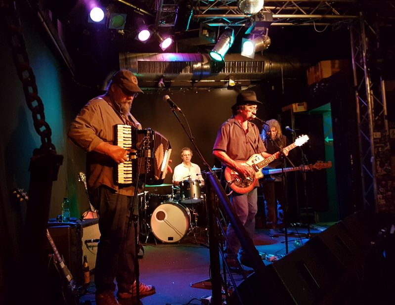 James McMurtry Rock Garage München 2/2017