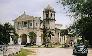 One of the world oldest Famous Historical old churches in  bohol philippines 2018  Dauis church