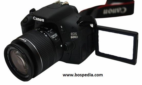 Harga Dan Spesifikasi Kamera Dslr Canon 600d Terbaru 2019 Bospedia