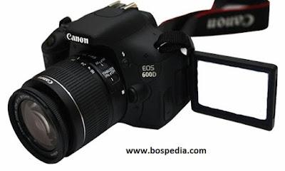 Harga dan Spesifikasi Kamera Dslr Canon 600D Terbaru 2016
