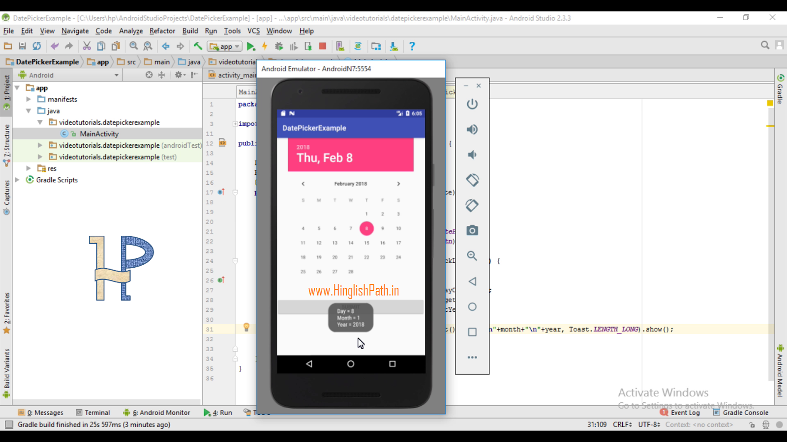 android studio how to add image