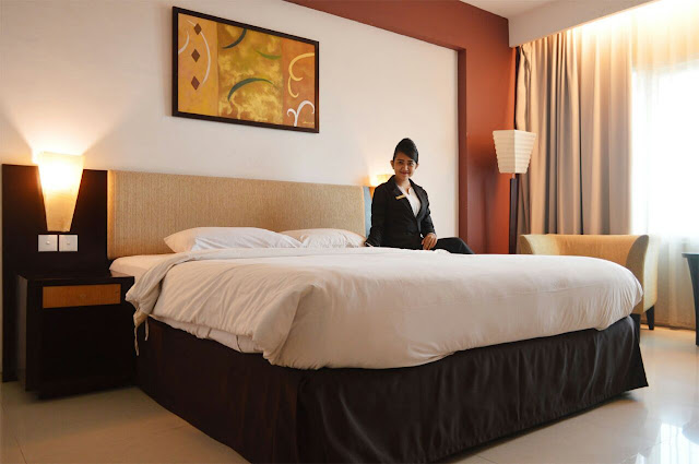 """Nginap Merdeka Diskon 72% Cukup Bayar 350Ribu"" Di The DAIRA Hotel Palembang"