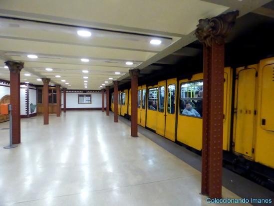 Linea 1 del metro de Budapest