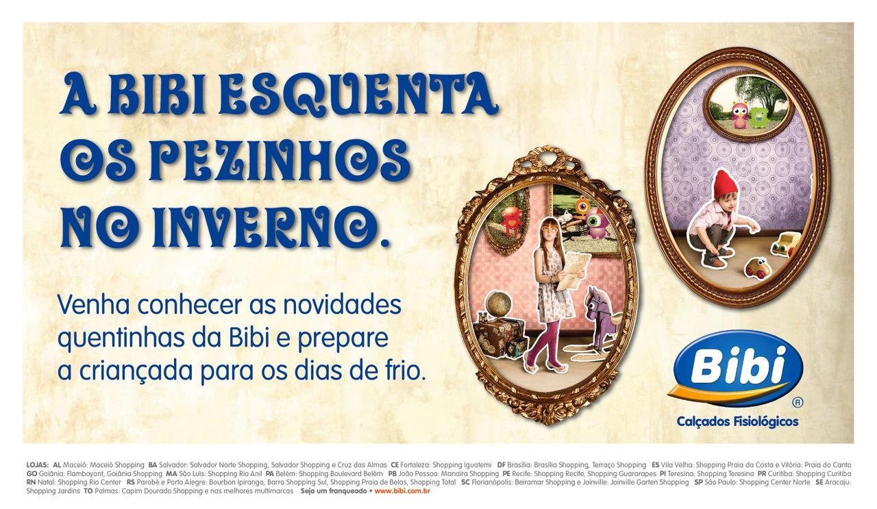 eaeda8385 Calçados Bibi inaugura sua primeira loja em São Paulo
