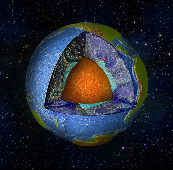 Giant blobs of rock, deep inside the Earth, hold important clues about our planet