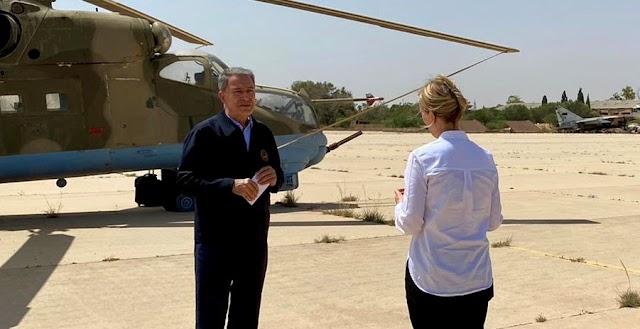 Θράσος Ακάρ στο BBC: Προκαλούν ένταση οι επισκέψεις Ελλήνων Αξιωματούχων σε Ελληνικά νησιά