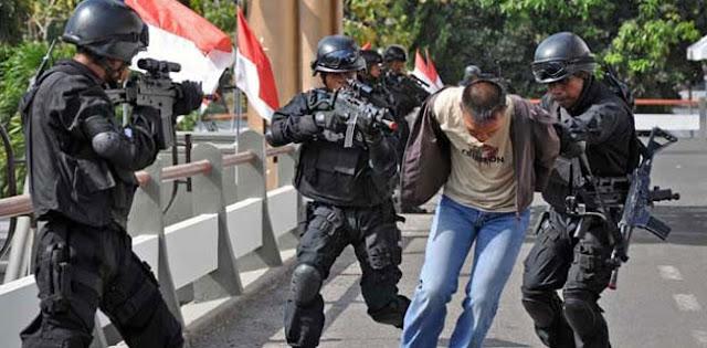Takut Ada Teroris Nyusup, Polri Turunkan Densus 88 Di Aksi 313