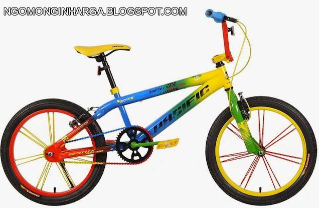 Harga Sepeda BMX Terbaru