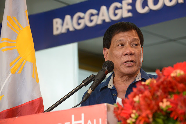 Duterte: No taxes for those who earn P25,000 and below