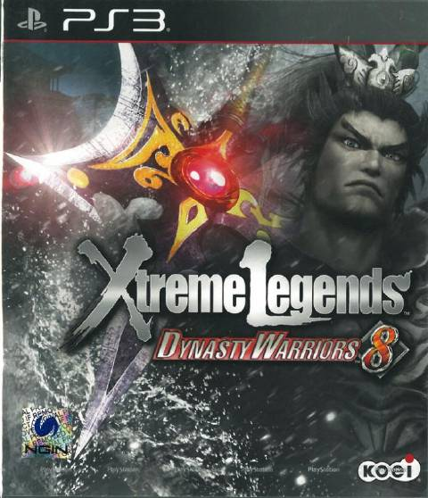 Dynasty Warriors 8: Xtreme Legends (USA) PS3 ISO