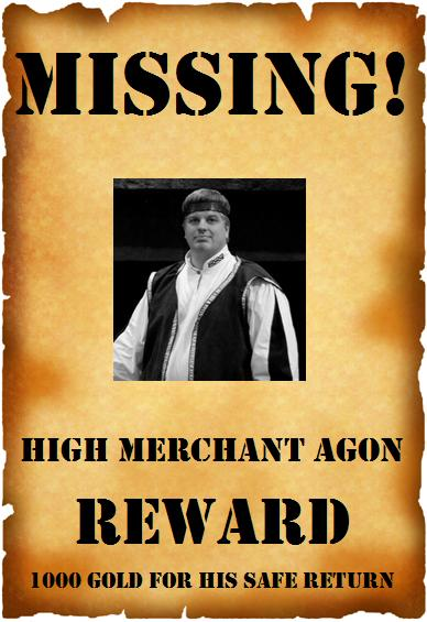 Big Ball of No Fun Wanted 2 - examples of wanted posters