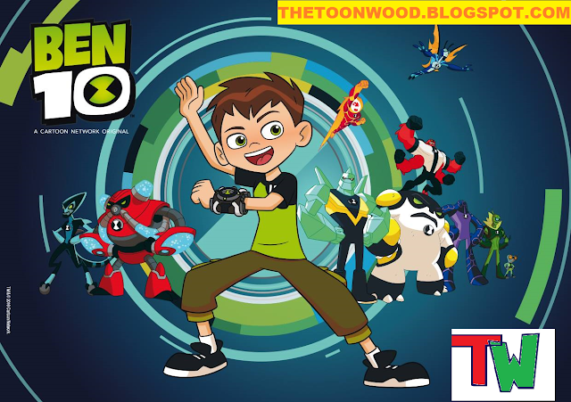 "Watch Online And Download New Episodes of ""Ben-10 Reboot 2016"" In Hindi HD,720p,1080p"