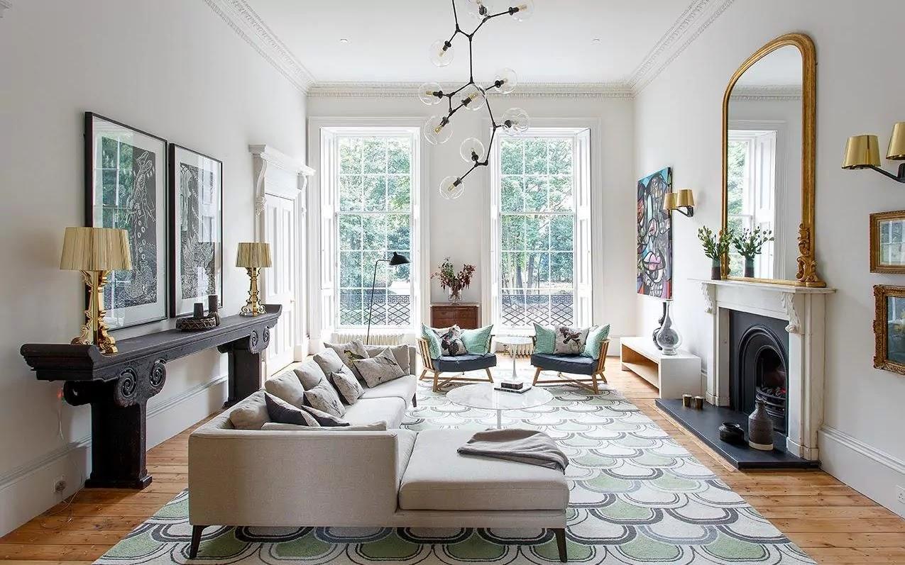 georgian apartment interior design guide