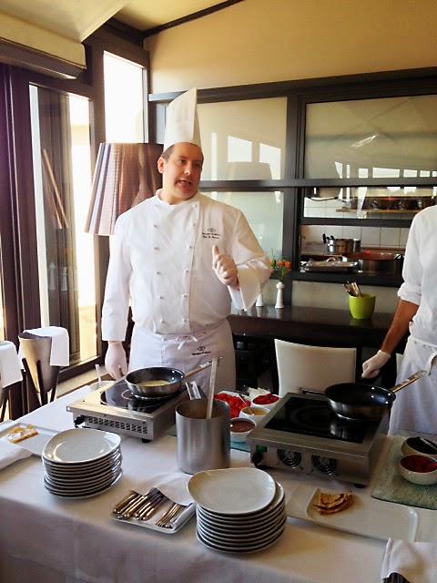 Hotel Sofitel Rome Restaurant
