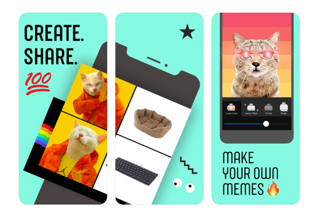 Facebook launched its new meme-making app without any fanfare