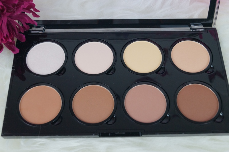 nyx highlight contour pro palette pinkybeauty. Black Bedroom Furniture Sets. Home Design Ideas