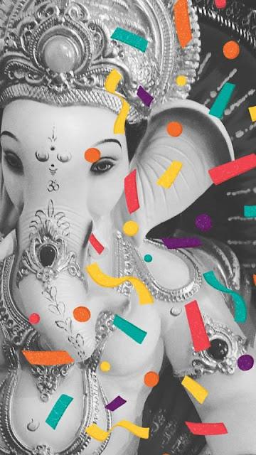 Happy Sankashti Chaturthi - Mumbai Ganesh images - Thakur Ganpati
