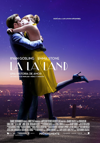 La La Land (BRRip 1080p Dual Latino / Ingles) (2016)