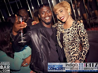Nollywood Actress Tonto Dikeh's Birthday Party In London