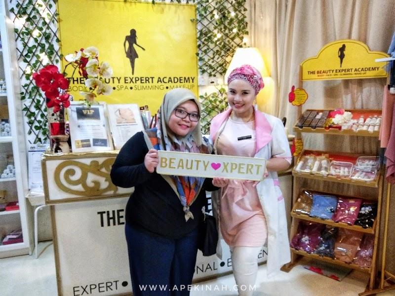 The Beauty Expert Academy Spa Paling Best Di Cheras