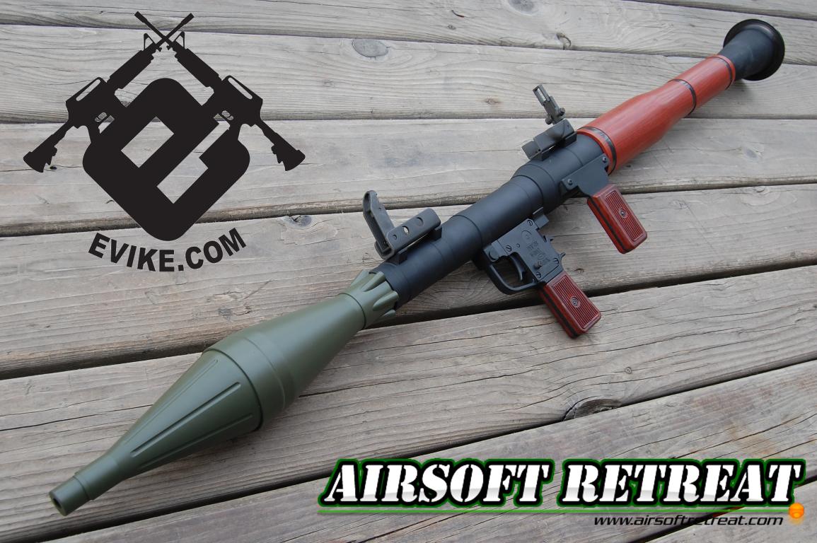 Matrix (Apple Airsoft) RPG-7 40mm Launcher | Booligan's