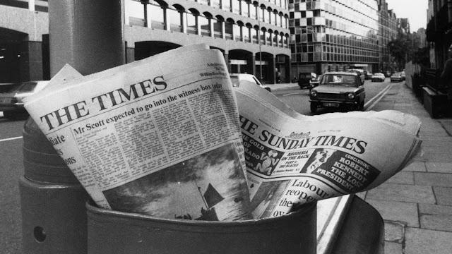 Colapso civilizatorio: el rol de los medios corporativos