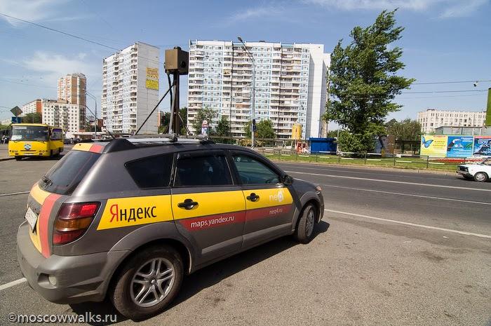 Карты и информация. Карты Яндекс.