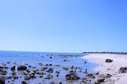Pantai Ombak Mati Bondo Bangsri