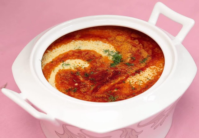 ramazan çorbası kabak