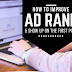 6 Top Tips to Improve Your AdWords Ad Relevance