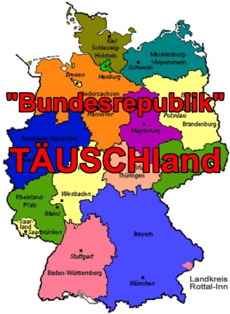 Souveräner Staat Deutschland